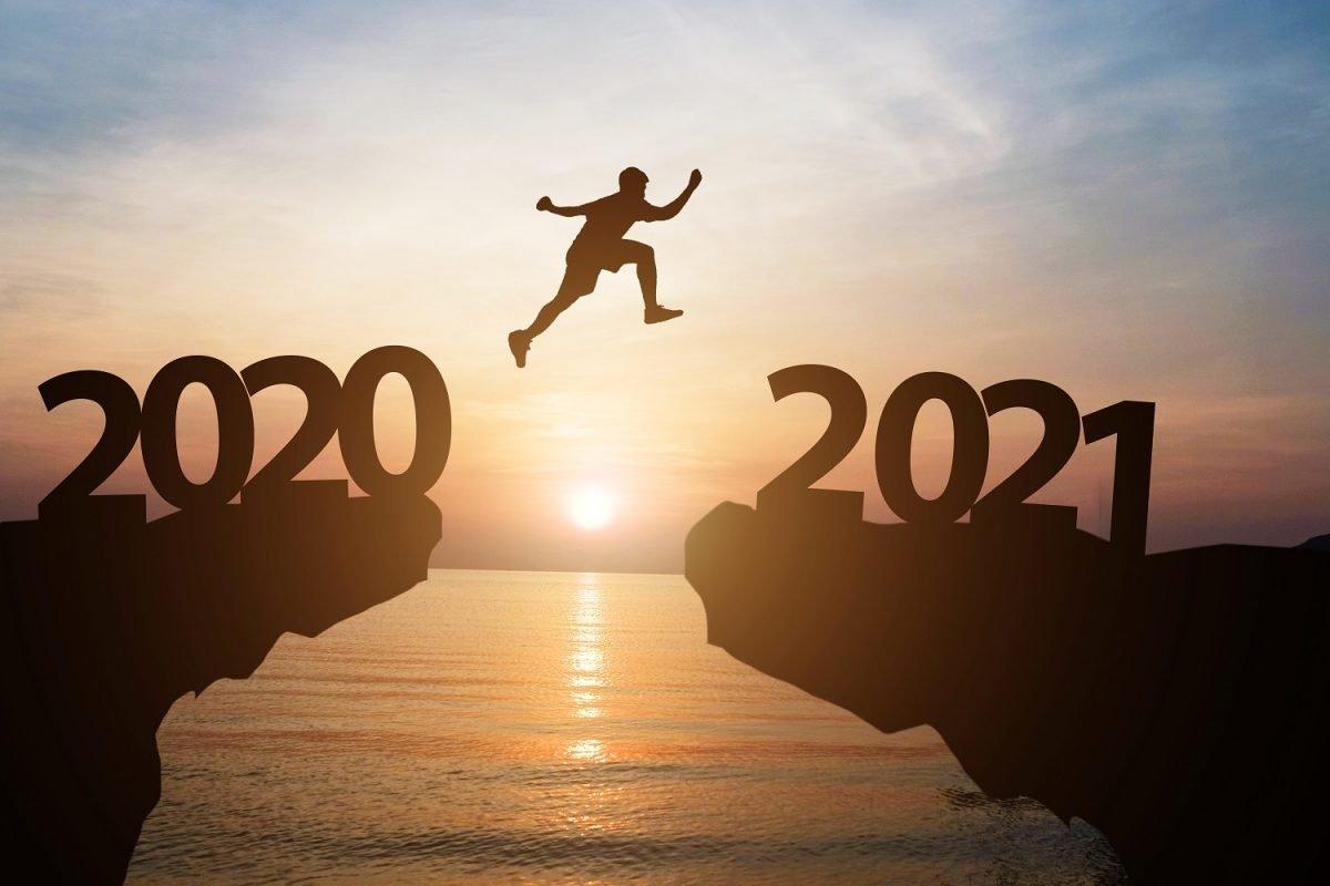 Leap of faith into New Year